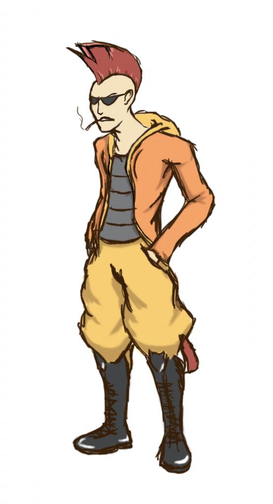 Secondary Characters Duke_Scrafty