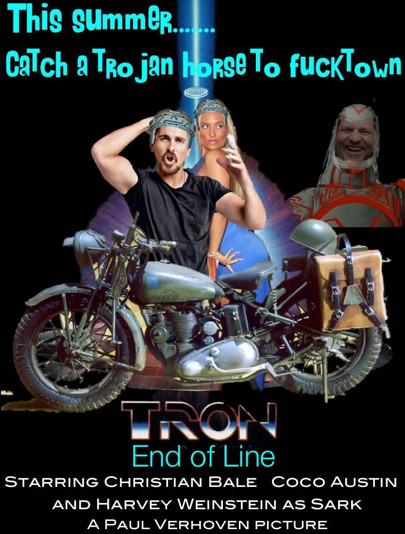 Design Challenge - Tron Sark