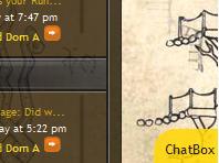 "Cómo crear un ""Pop-Up Chat Box""  RuneBuzzChatBoxTutorial1"