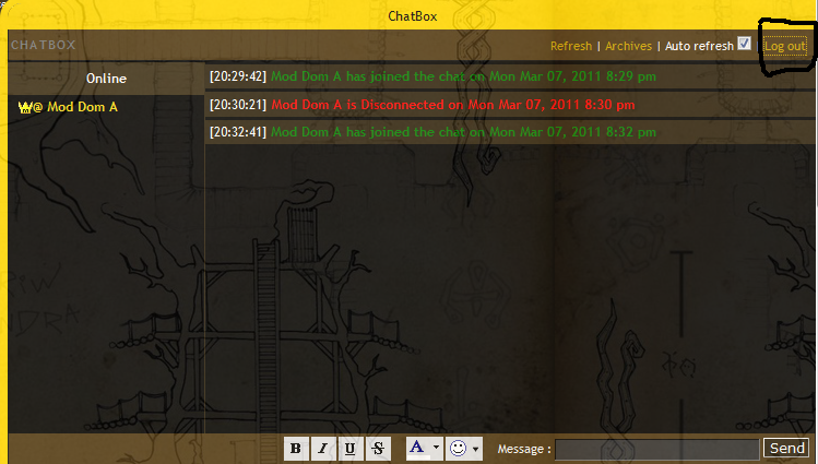 "Cómo crear un ""Pop-Up Chat Box""  RuneBuzzChatBoxTutorial5"