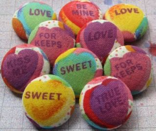 Fabric Covered Buttons 0e32b322