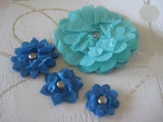 Tissue Paper Flowers IMG_2672