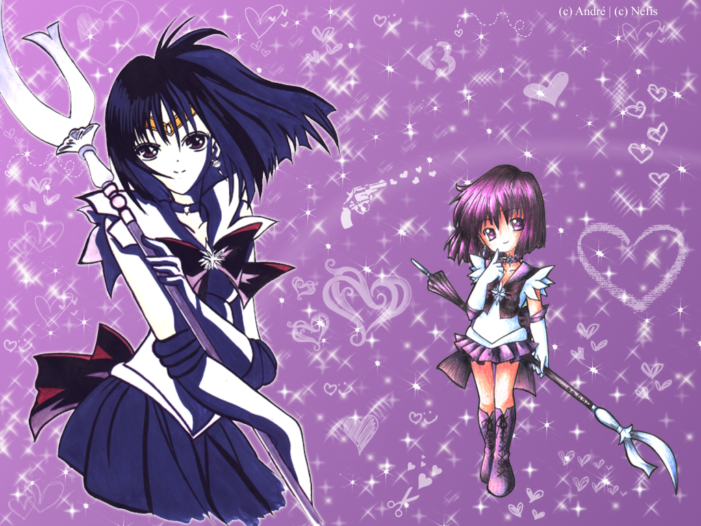 As Vossas Montagens Wallpapers_sailor_saturn