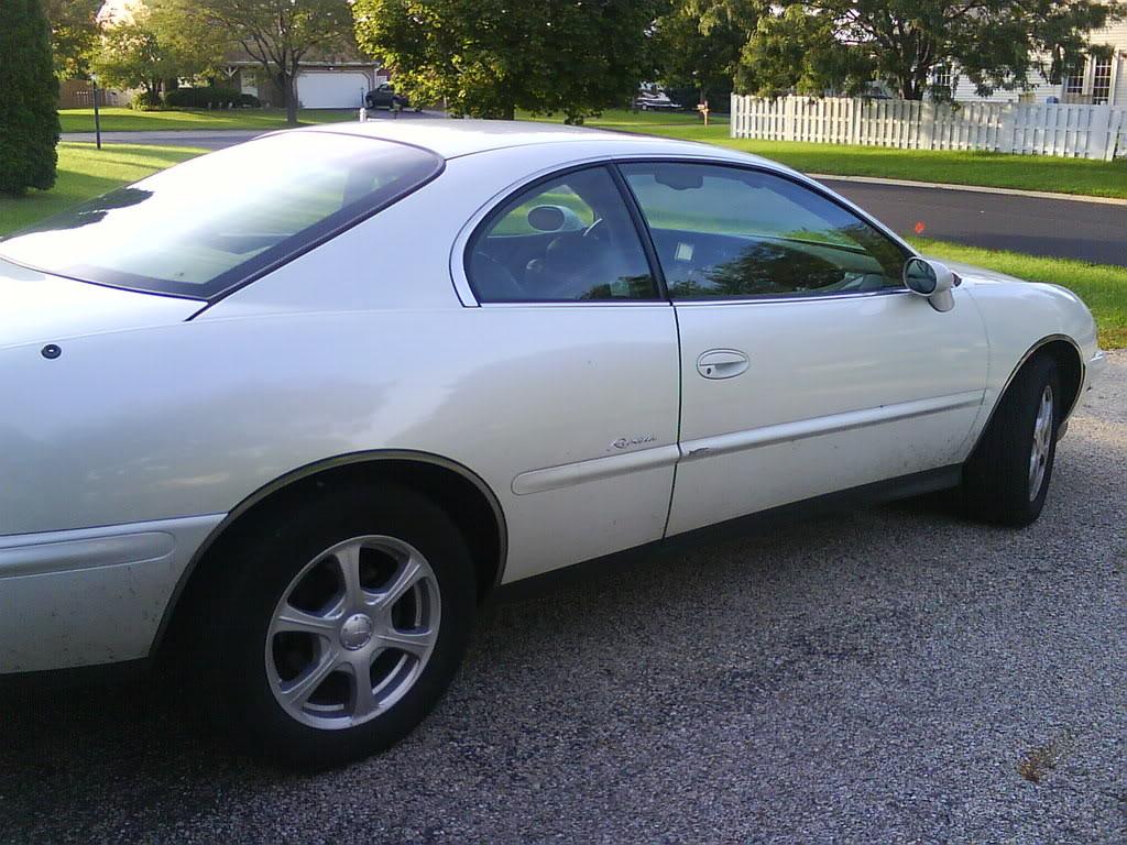 My '99 Pearl White Riviera. TheRiv
