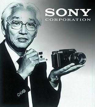 [Tin tức] Akio Morita - Nhà sáng lập tập đoàn điện tử SONY OFORM1s