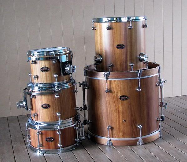 Metro Drums. Attachment