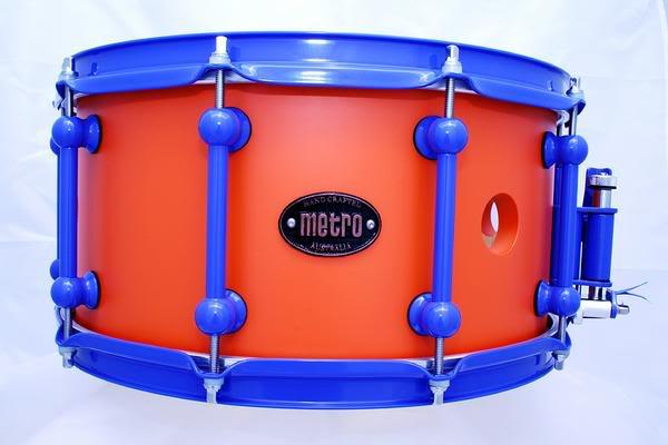 Metro Drums. L_60f3e57d03b07b2ce72f127f61bcf814