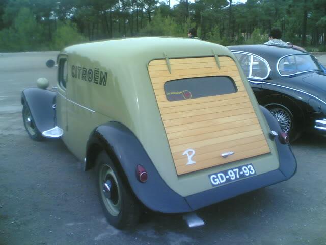 1ª Mostra de automoveis Clássicos (Aprha) Aroeira 14112009-1