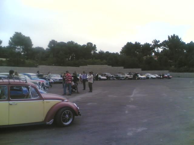 1ª Mostra de automoveis Clássicos (Aprha) Aroeira 14112009001