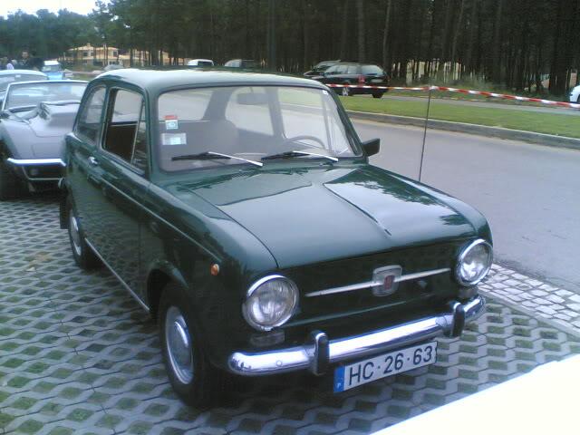 1ª Mostra de automoveis Clássicos (Aprha) Aroeira 14112009004