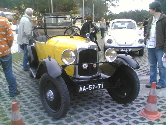 1ª Mostra de automoveis Clássicos (Aprha) Aroeira 14112009008
