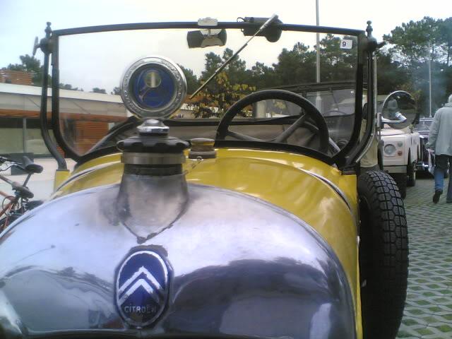 1ª Mostra de automoveis Clássicos (Aprha) Aroeira 14112009009