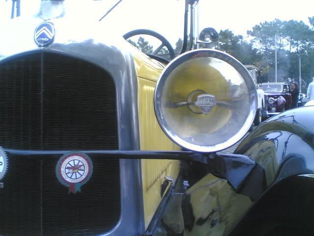 1ª Mostra de automoveis Clássicos (Aprha) Aroeira 14112009010