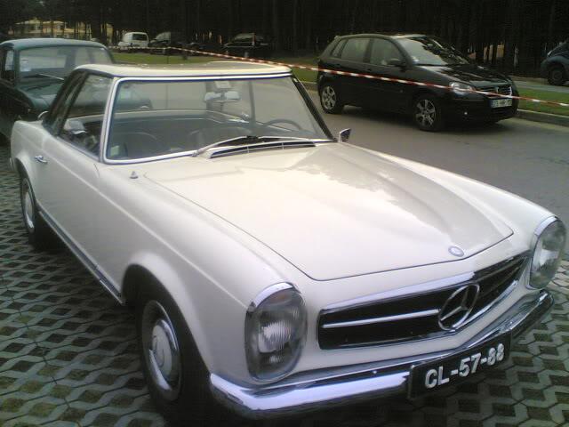 1ª Mostra de automoveis Clássicos (Aprha) Aroeira 14112009013