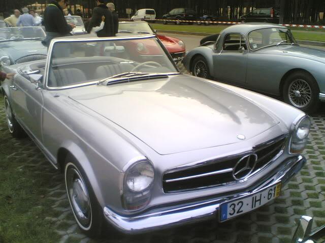 1ª Mostra de automoveis Clássicos (Aprha) Aroeira 14112009014