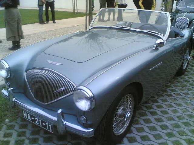 1ª Mostra de automoveis Clássicos (Aprha) Aroeira 14112009016
