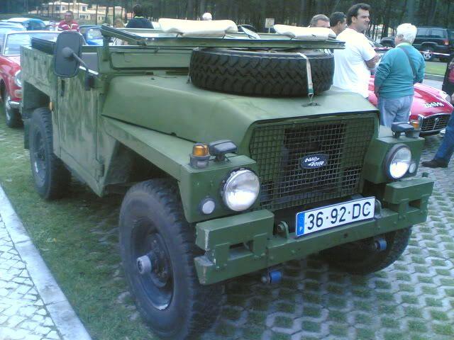 1ª Mostra de automoveis Clássicos (Aprha) Aroeira 14112009019