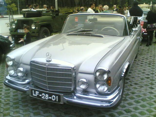 1ª Mostra de automoveis Clássicos (Aprha) Aroeira 14112009020