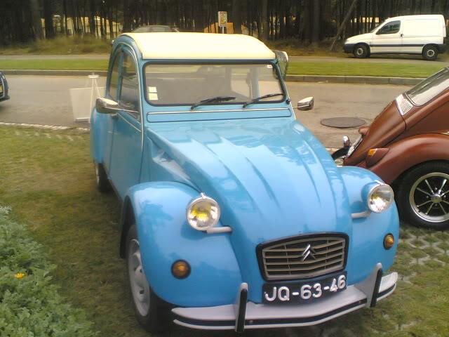 1ª Mostra de automoveis Clássicos (Aprha) Aroeira 14112009024