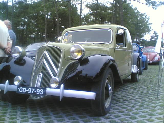 1ª Mostra de automoveis Clássicos (Aprha) Aroeira 14112009027