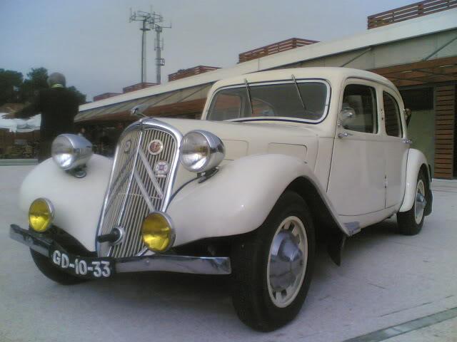 1ª Mostra de automoveis Clássicos (Aprha) Aroeira 14112009039