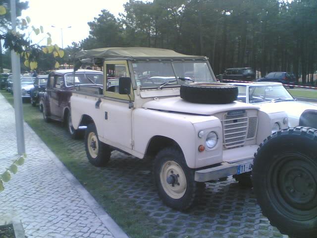 1ª Mostra de automoveis Clássicos (Aprha) Aroeira 14112009042