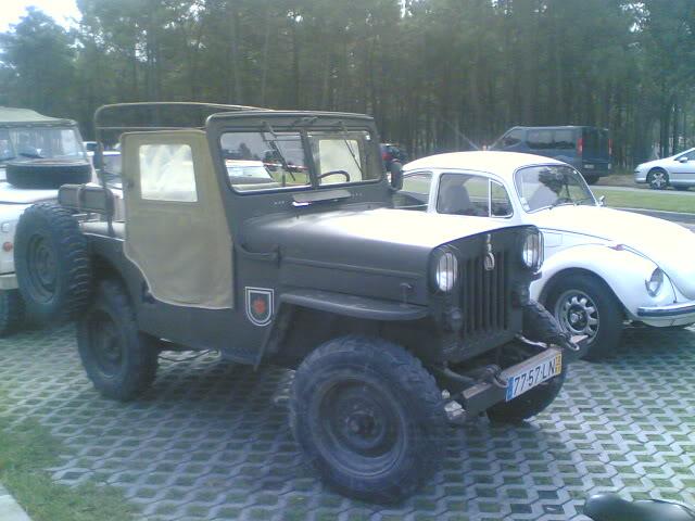 1ª Mostra de automoveis Clássicos (Aprha) Aroeira 14112009043