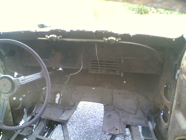 Austin A 40 1951 ute pick up (projecto) 23052008006