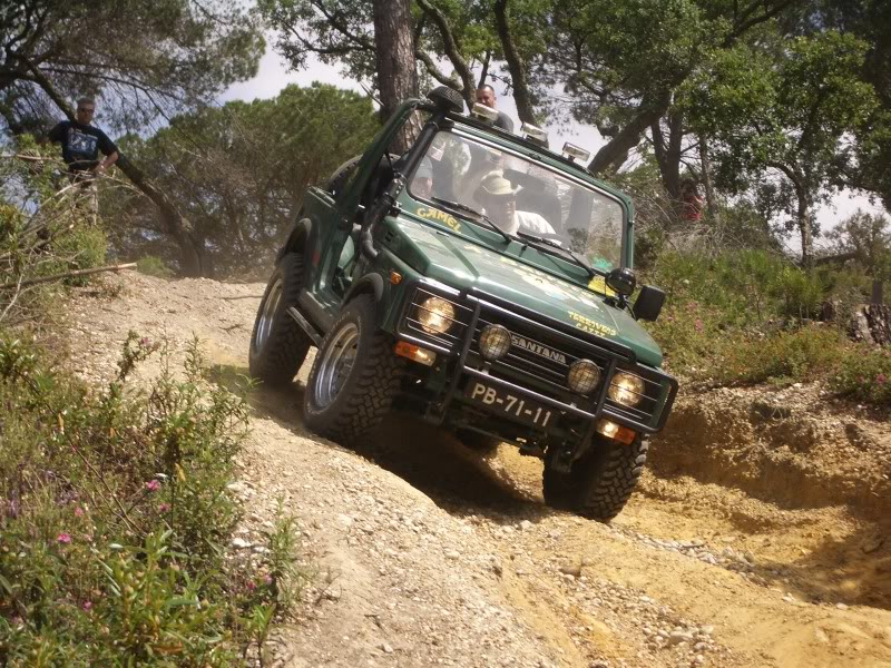 Vendo  Land Rover Santana S-413 IMGP2467
