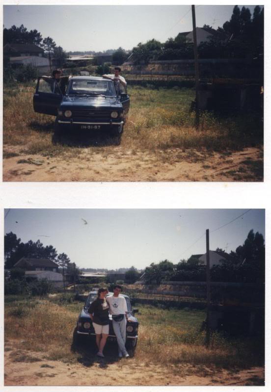 Carros e motas com mais de 20 anos que já nos tenham passado pelas mãos ou que estaõ entre nós Imagem-3