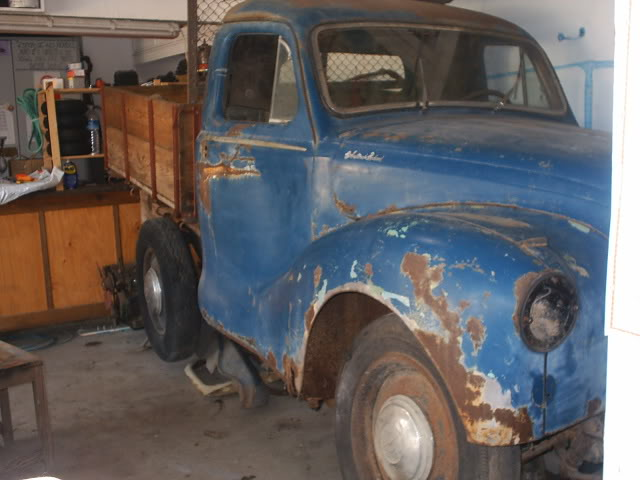 Austin A 40 1951 ute pick up (projecto) PIC_0003-7