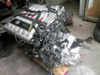 My Corrado Project Engineandgearbox
