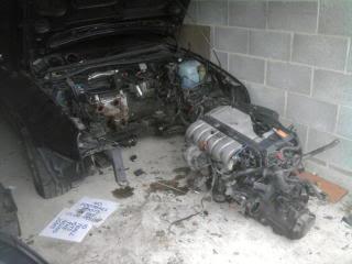 My Corrado Project Engineout