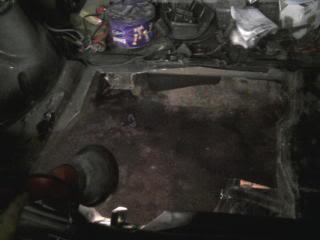 My Corrado Project Floorout