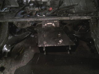 My Corrado Project Flooroutbeamfitted