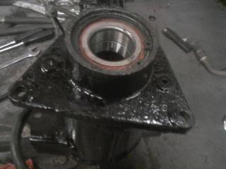 My Corrado Project Rearwheelbearingfitted