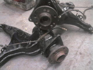 My Corrado Project Vr6hubflangesfitted