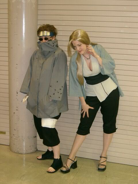 Naruto Cosplay Shino_tsunade_cosplay