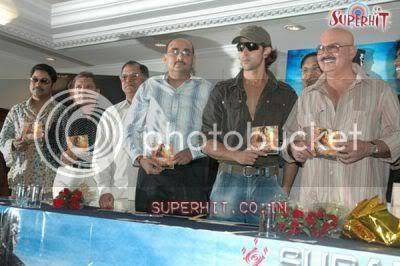 Lanzamiento del soundtrack en Hiderabad & Chennay Normal_160