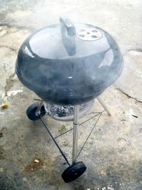 Romarin Smoke & daube de cerf au feu de bois ...  P1040568