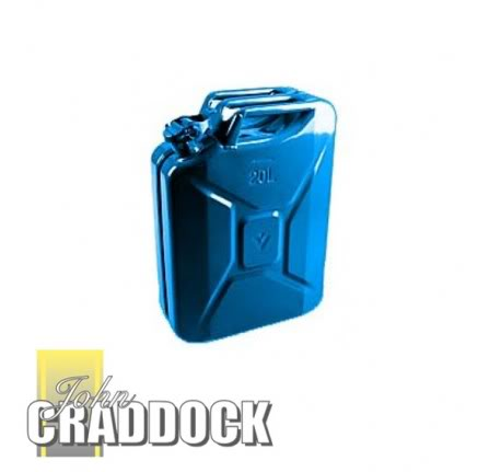 Camping & Jerrycan ...  Jerry_can_20l_blue_water_can