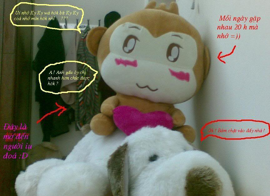 Anh hung` kiu' mi~ nha^n ( yoyo va` cici ) ♥ 07072008