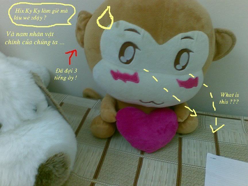 Anh hung` kiu' mi~ nha^n ( yoyo va` cici ) ♥ 07072008009