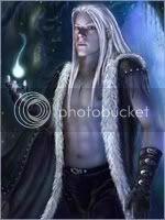 Avatars masculins Magicien