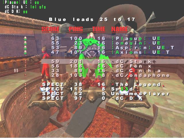 Back to Quake? VMScrim17