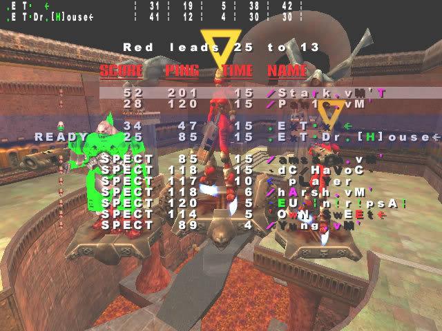 Back to Quake? VMScrim20