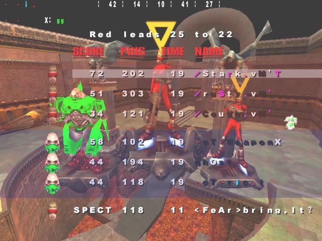 Back to Quake? VMScrim22