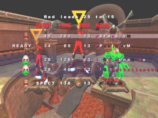 Back to Quake? VMScrim24