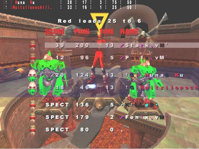 Back to Quake? VMScrim25
