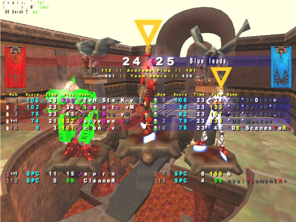 Back to Quake? VMScrim45